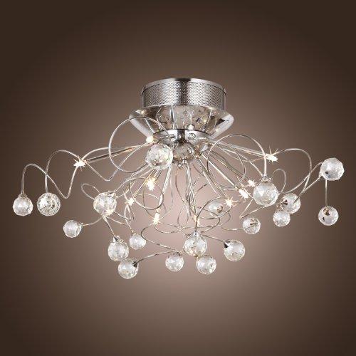 LightInTheBox Modern Crystal chandelier with 11 Lights