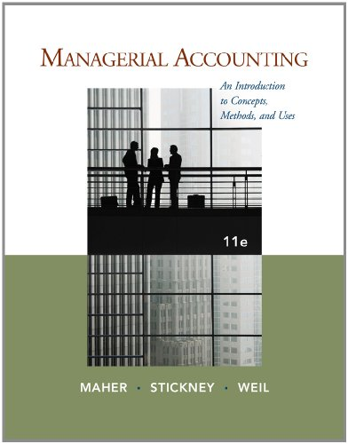 Managerial Accounting: An Introduction to Concepts,...