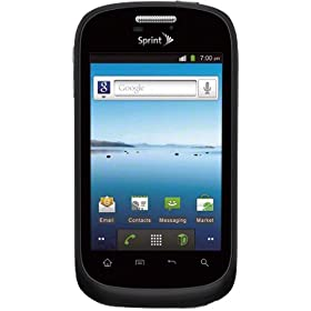 ZTE Fury, Black 4GB (Sprint)