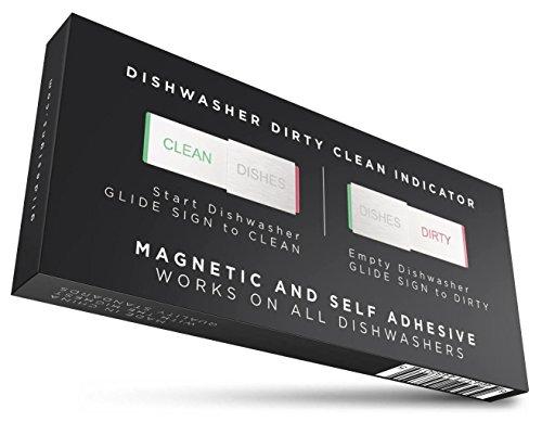 Магнит на холодильник Glide Signs DISHWASHER