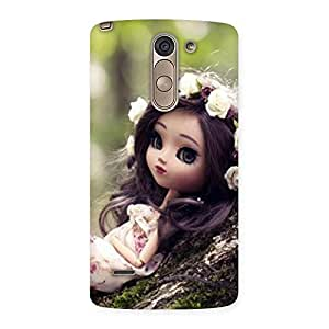Enticing Angel And Tree Multicolor Back Case Cover for LG G3 Stylus