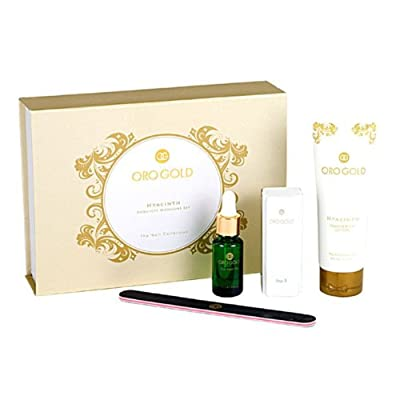 Best Cheap Deal for Oro Gold 24K Gold Nail Kit from Jubujub - Free 2 Day Shipping Available