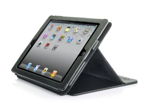 Vogue Folio Jacket for iPad 2 - Black