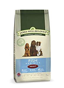 James Wellbeloved Adult Fish and Rice Kibble 15 kg
