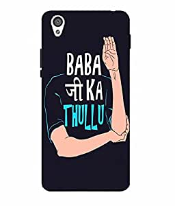 Case Cover Funny Printed Black Hard Back Cover For One Plus X