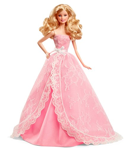 Barbie Birthday Wishes Discontinued Manufacturer