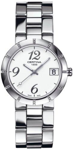 Certina Ladies'Watch XS Analogue Quartz Stainless Steel C009,210,11,032,00