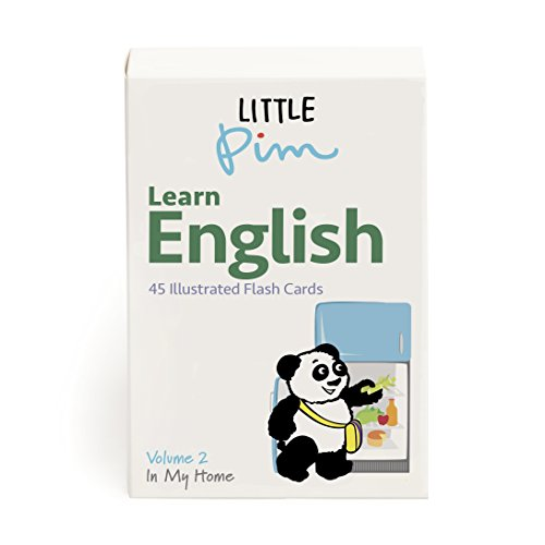 Little Pim English Word & Phrase Flash Cards (Volume II)
