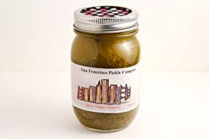 Spicy Ginger Moscato Pickles by San Francisco Pickle Co