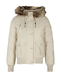 Bench Damen Jacke Tarnish, oatmeal, XS, BLKA1596_ST023