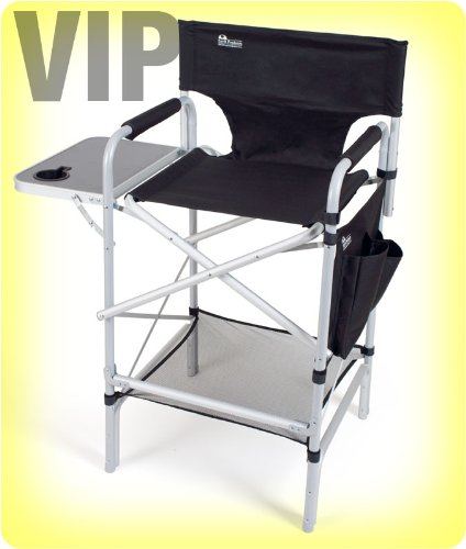 Earth Executive VIP Tall Directors Chair by Earth Products Store - The Blue Outdoors Gear