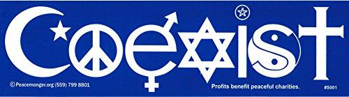 coexist-bumper-sticker-peacemonger