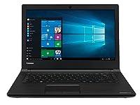 Toshiba Satellite Pro A40-C I4100 14-inch Laptop (Core i3-6100U/4GB/500GB/Windows 10 Pro/Intel HD Graphics), Carbon Black