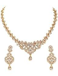 Grace Jewels Elegant Beauty Necklace Set For Women