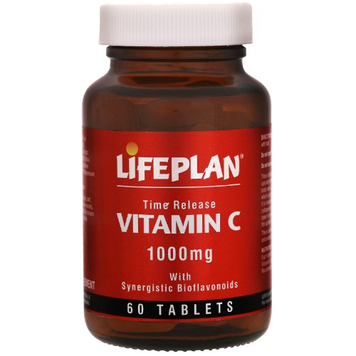 Lifeplan Vitamin C Time Release 1000mg 60 Tablets