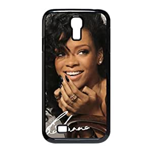 Rihanna Inspired Design Plastic Custom Case Design Cases For Samsung Galaxy S4 I9500 s4-NY585