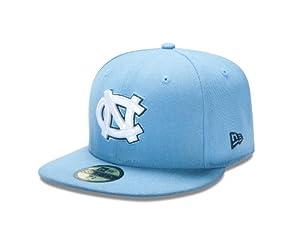 Buy NCAA North Carolina Tar Heels College 59Fifty by New Era