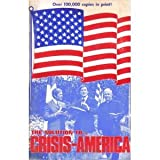 The Solution To Crisis-America (0800780817) by George Otis