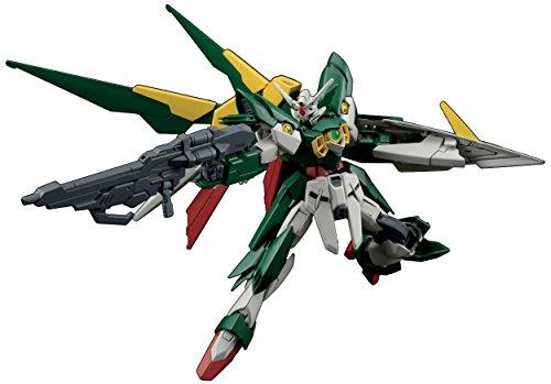 Bandai Hobby HGBF #17 Gundam Fenice Rinascita 'Gundam Build Fighters' Action Figure (1/144 Scale)