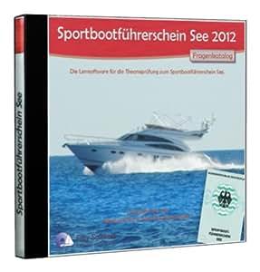 Sportbootführerschein See 2012