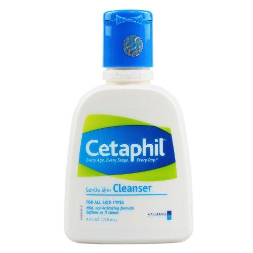 Cetaphil Gentle Cleanser Ounce Bottles