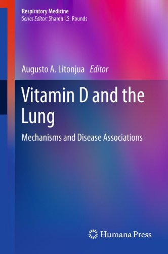 Vitamin D And The Lung: 3 (Respiratory Medicine)