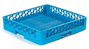 Carlisle RF-14 Carlisle Blue Color, Polypropylene OptiClean Combination/Flatware Rack