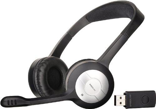 Speedlink Metis schnurlos Stereo Headset schwarz