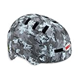 Bell Fraction Youth Helmet X-Small / 48 - 53 cm, Matt Titanium Bug Camo