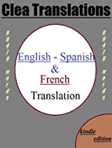 English To Spanish and French Translation