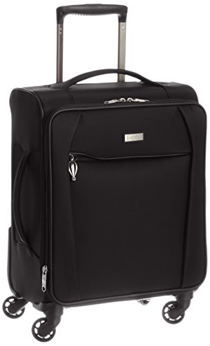 Stratic Trolley Unbeatable, Black, 23 x 35 x 51 cm, 45 Liter, 3-9562-55
