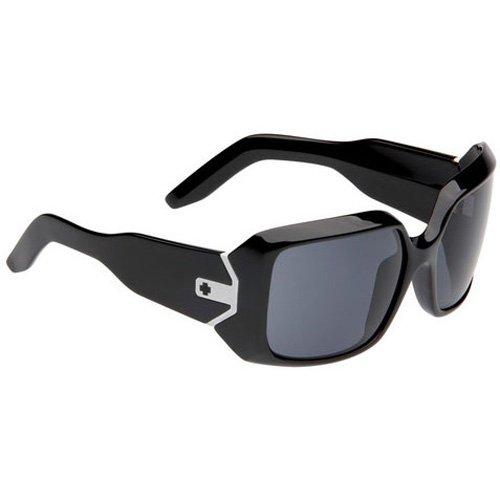 Spy Eliza Sunglasses - Spy Optic Addict Series Sportswear Eyewear - Color: Black/Grey, Size: One Size Fits All