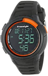"Freestyle Men's FS85012 ""Mariner Sailing"" Sport Watch with Black Polyurethane Band"