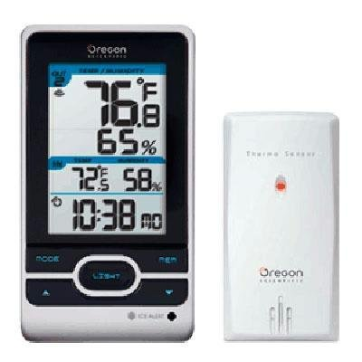 Remote Temperature And Humidity Monitoring front-1061181
