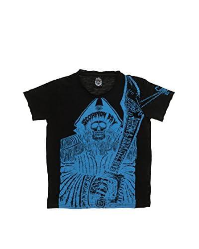 Scorpion Bay T-Shirt Manica Corta Jsb