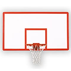 First Team Powermount Performance 72 Inch Fiberglass Wall Mounted Basketball System