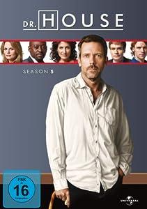 Dr. House - Season 5 [6 DVDs]