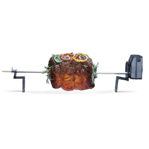 Fantastic Deal! Char-Broil Deluxe Electric Rotisserie