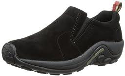 Merrell Men\'s Jungle Moc Slip-On Shoe,Midnight,10 M US