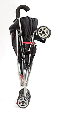 Kolcraft-Cloud-Side-by-Side-Umbrella-Stroller-Scarlet