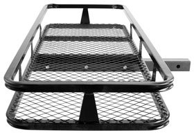 Basket Style Bumper Cargo Hitch Carrier HCB4818