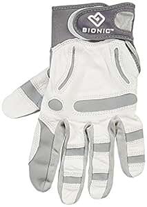 Bionic ReliefGrip Gant de golf pour femme - Gaucher - Blanc Taille XL