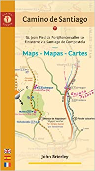 Camino de santiago maps st jean pied de port - How to get to saint jean pied de port ...