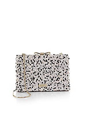 (新品)凯特斯蓓kate spade new york All That Glitters Emanuelle Clutch $298