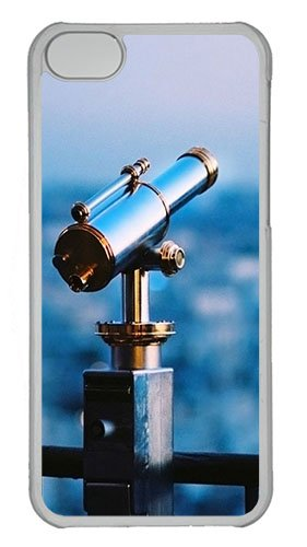 Iphone 5C Cases & Covers -Astronomical Telescope Custom Pc Hard Case Cover For Iphone 5C ¨Ctransparent