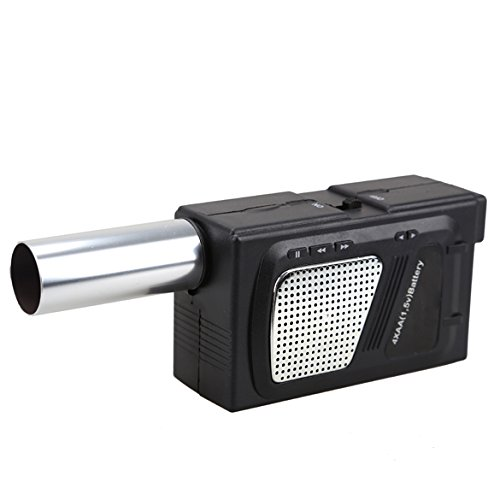 XHHOME Portable Outdoor Barbecue Camping Electricity BBQ Fan Air Blower Ventilator Bellows (Air Blower Fire compare prices)