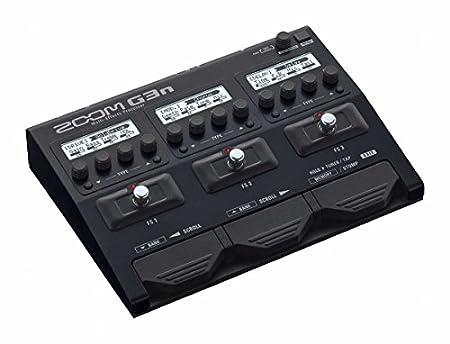 ZOOM / G3N ズーム マルチエフェクター