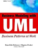 img - for Business Modeling with UML; Business Patterns at Work book / textbook / text book
