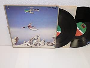 YES Yesshows 2-LP Atlantic SD 2-510 Vinyl Album Stereo