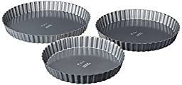 Wilton Nonstick Round 3 Piece Pan Set